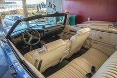 amerykański klasyk samochodowy Fotografia Stock