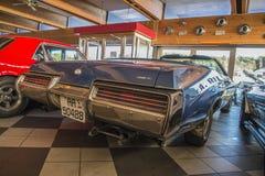 amerykański klasyk samochodowy Zdjęcia Stock