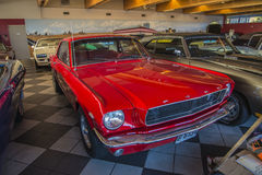 amerykański klasyk samochodowy Zdjęcie Stock