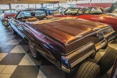 amerykański klasyk samochodowy Obrazy Royalty Free