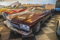 amerykański klasyk samochodowy Zdjęcie Royalty Free
