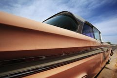 amerykański samochodowy klasyk Zdjęcie Royalty Free