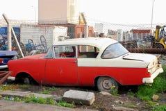 amerykański samochodowy stary Obrazy Stock