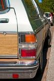 amerykański samochodowy stary Zdjęcie Royalty Free
