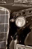 amerykański samochodowy stary rocznik Fotografia Stock