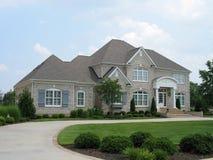 amerykański sen dom Zdjęcie Royalty Free