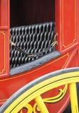 amerykański stagecoach Zdjęcia Royalty Free