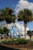 AMERYKAŃSKI STARY miasteczka KISSIMMEE ORLANDO FLORYDA usa obraz royalty free