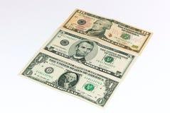 amerykańskich dolarów Fotografia Stock