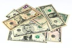 amerykańskich dolarów Zdjęcie Stock