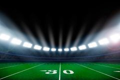 Ameryka stadion futbolowy Fotografia Stock