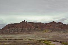 Amerykan krajobrazy w Arizona obrazy stock