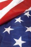 amerykanie się blisko flagę zdjęcia royalty free