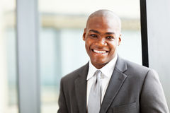 Amerykanin afrykańskiego pochodzenia kierownictwo fotografia stock