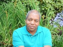 amerykanin afrykańskiego pochodzenia samiec zdjęcia royalty free