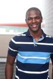 amerykanin afrykańskiego pochodzenia samiec potomstwa Fotografia Stock