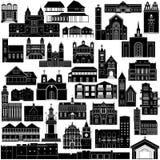 Amerykanin Architecture-9 Fotografia Royalty Free