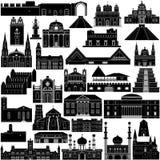 Amerykanin Architecture-10 Fotografia Stock