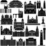 Amerykanin Architecture-11 Fotografia Royalty Free
