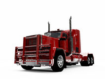 amerykanin ciężarówka Fotografia Royalty Free