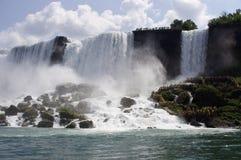 amerykanin spadać Niagara Zdjęcia Royalty Free