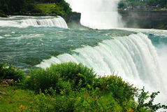 Amerykanin Spada w Niagara Zdjęcie Royalty Free