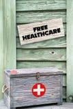 Amerykanin Uwalnia opiekę zdrowotną obrazy stock