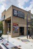 Amerykanina Afrykańskiego Pochodzenia muzeum w Filadelfia Obrazy Royalty Free