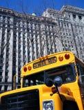 amerykanina autobusu szkoła Obraz Stock