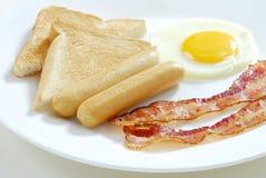amerykanina śniadanie Obraz Royalty Free