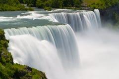 amerykańscy falls Obraz Royalty Free