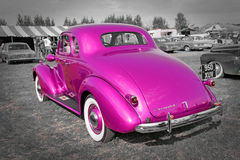 Amerykański chevroleta rocznika samochód Obraz Royalty Free