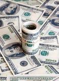 amerykański dolar Fotografia Royalty Free
