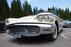 amerykański samochód Zdjęcia Royalty Free