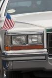 amerykański samochodowy klasyk Zdjęcie Stock