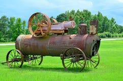 Ames Steam Engine Iron Works A.B. Farquhar Stock Photos