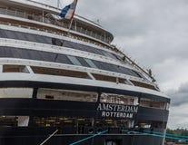 Amesterdam Obrazy Royalty Free