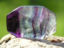 amethyst прозрачное Стоковые Фото