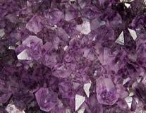 amethyst текстура Стоковое Изображение