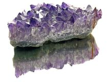 Amethyst Royalty Free Stock Photos