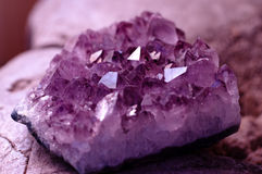 Amethyst Photo stock