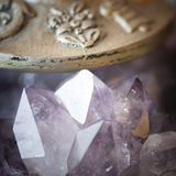 amethyst Fotos de Stock Royalty Free