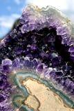 Amethyst Foto de Stock