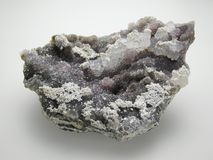 Amethyst Brazil, Irai Stock Photography