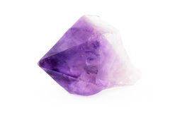 Amethyst crystal Royalty Free Stock Image