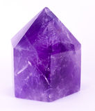 Amethyst Crystal Stock Photos
