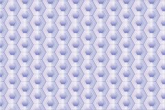 Amethyst Honeycomb Texture vector illustration