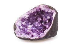 Amethyst royalty free stock image