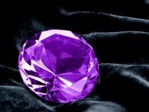 amethyst juvel Fotografering för Bildbyråer