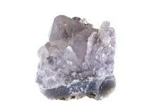 Amethyst. Origin: Brazil. Precious Stones Collection, studio isolated photo Royalty Free Stock Photos